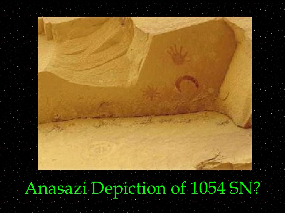 Anasazi Depiction of 1054 SN