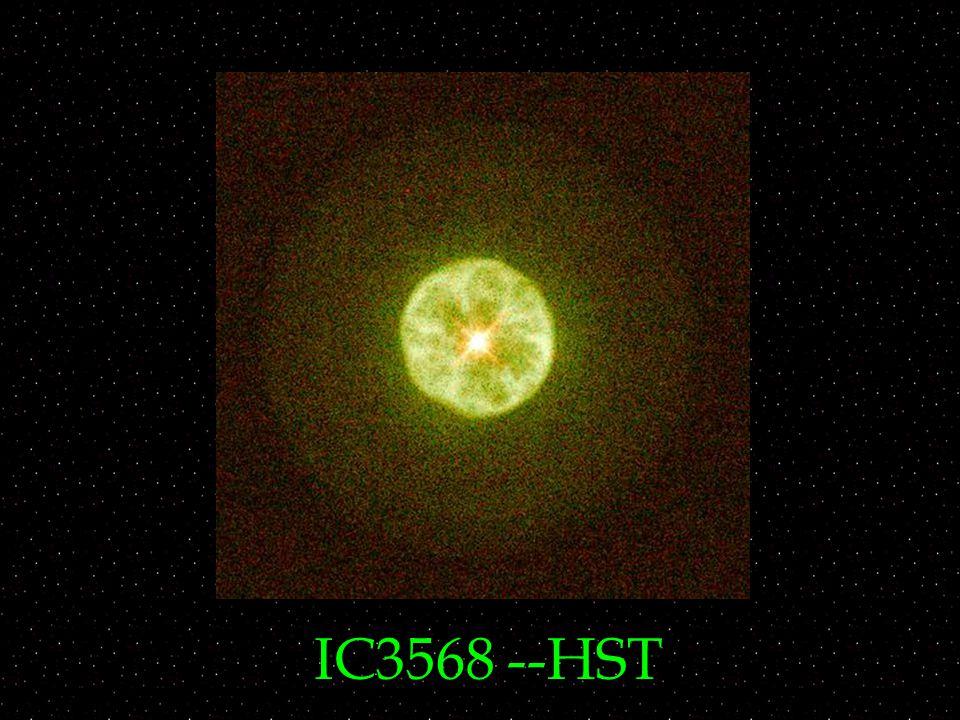 IC3568 --HST