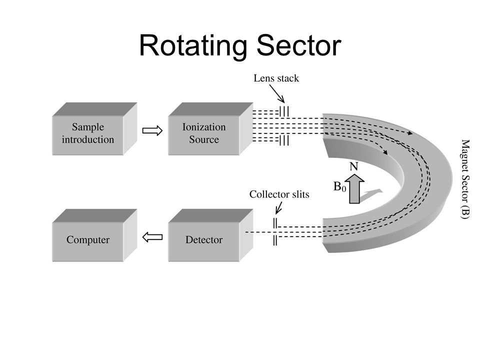 Rotating Sector