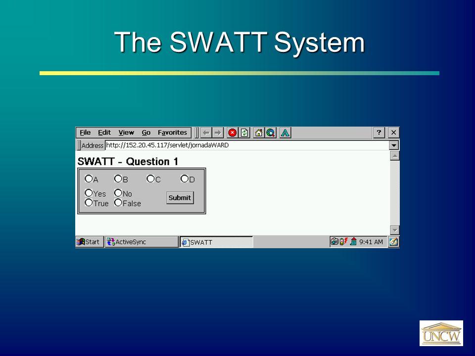 The SWATT System
