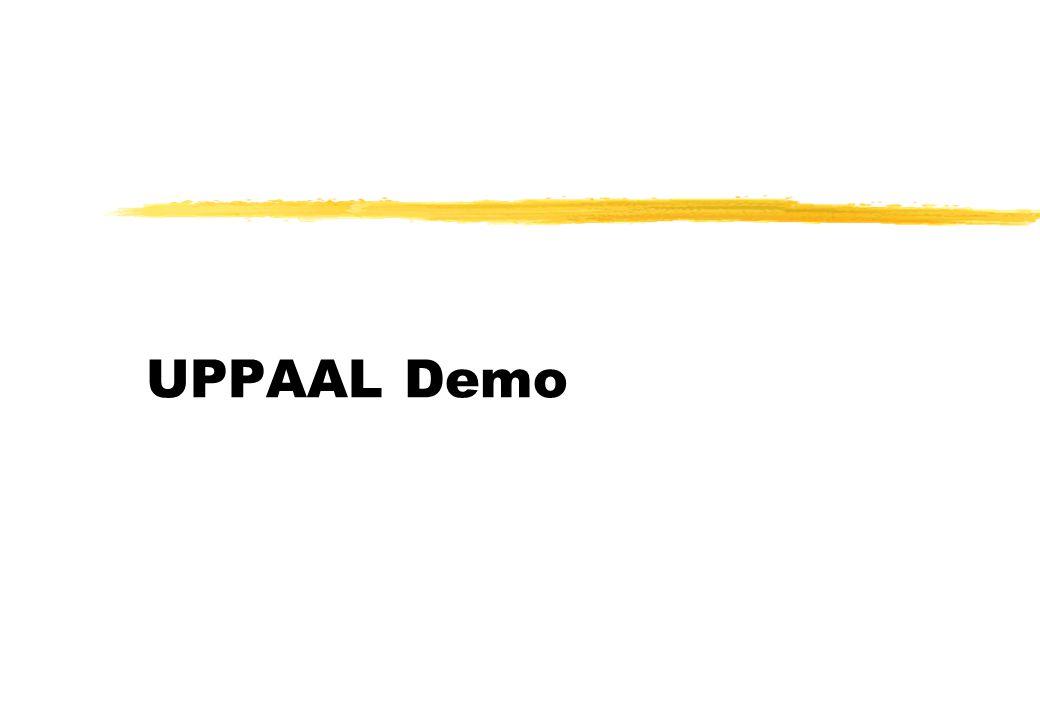 UPPAAL Demo