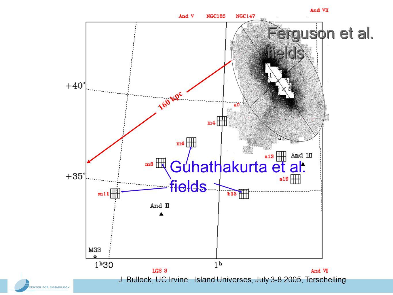J.Bullock, UC Irvine. Island Universes, July 3-8 2005, Terschelling Our Model/Approach: 1.