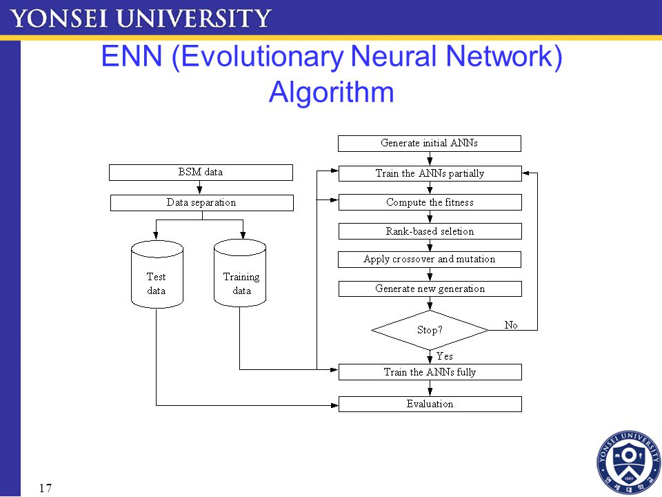 17 ENN (Evolutionary Neural Network) Algorithm