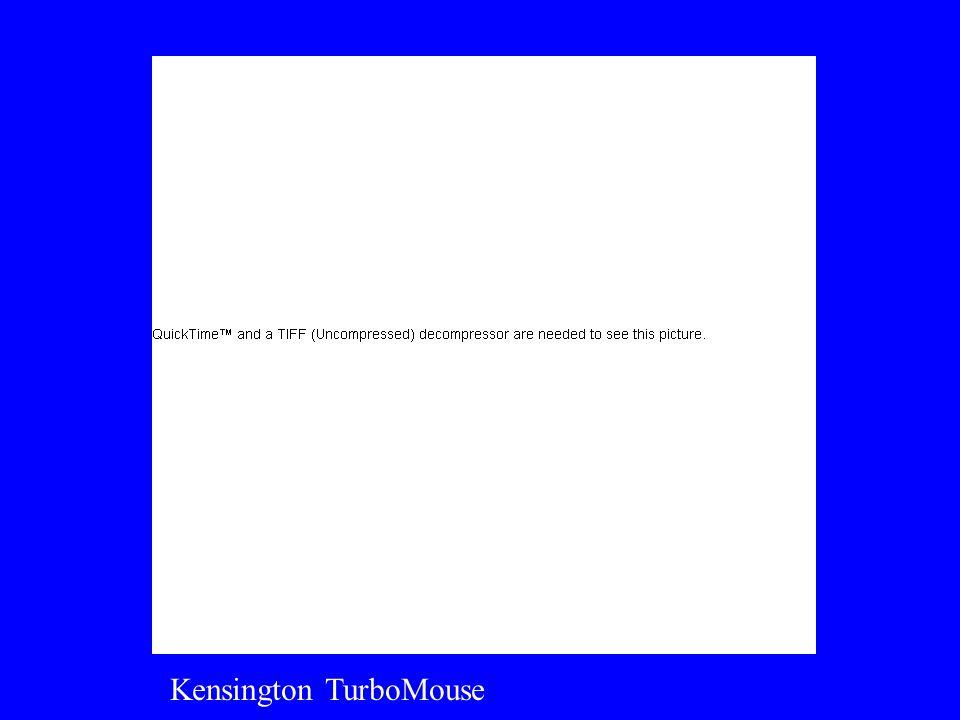 Kensington TurboMouse
