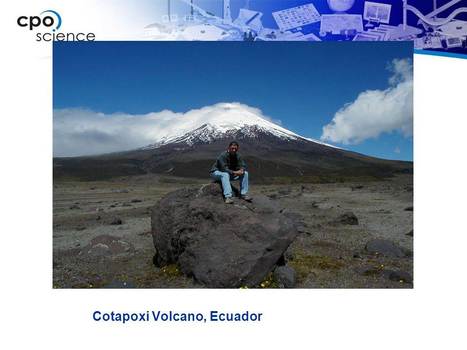 Cotapoxi Volcano, Ecuador
