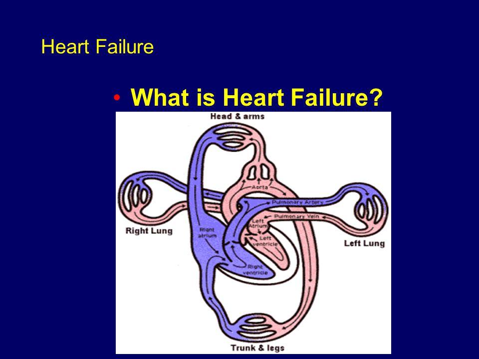 Heart Failure What is Heart Failure?