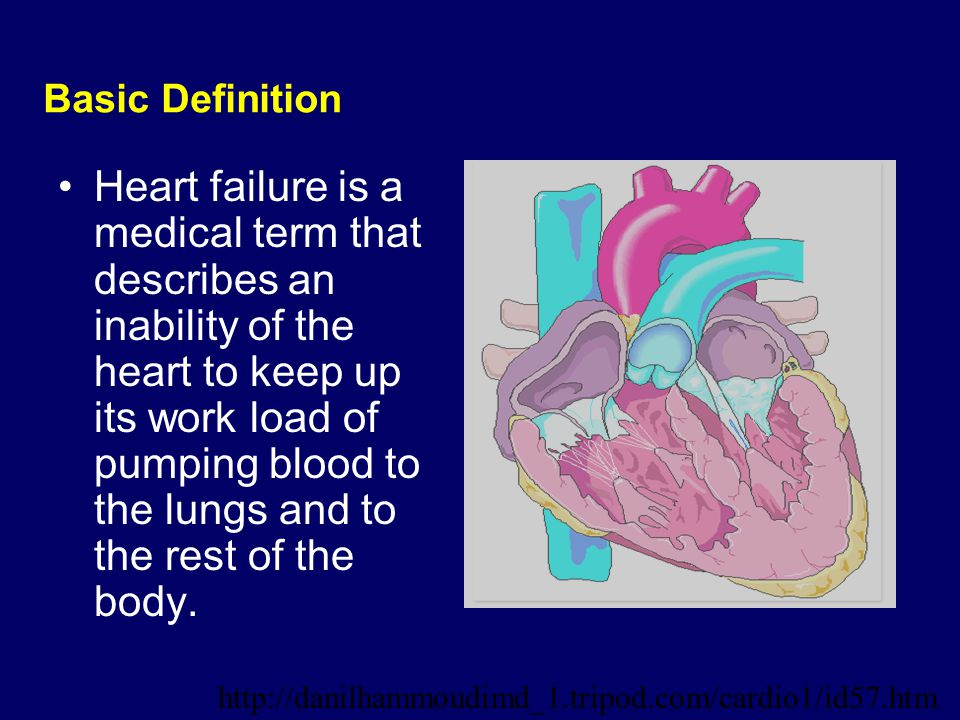 SYMPTOMS I.There is a poor relationship between symptoms and the severity of cardiac dysfunction.