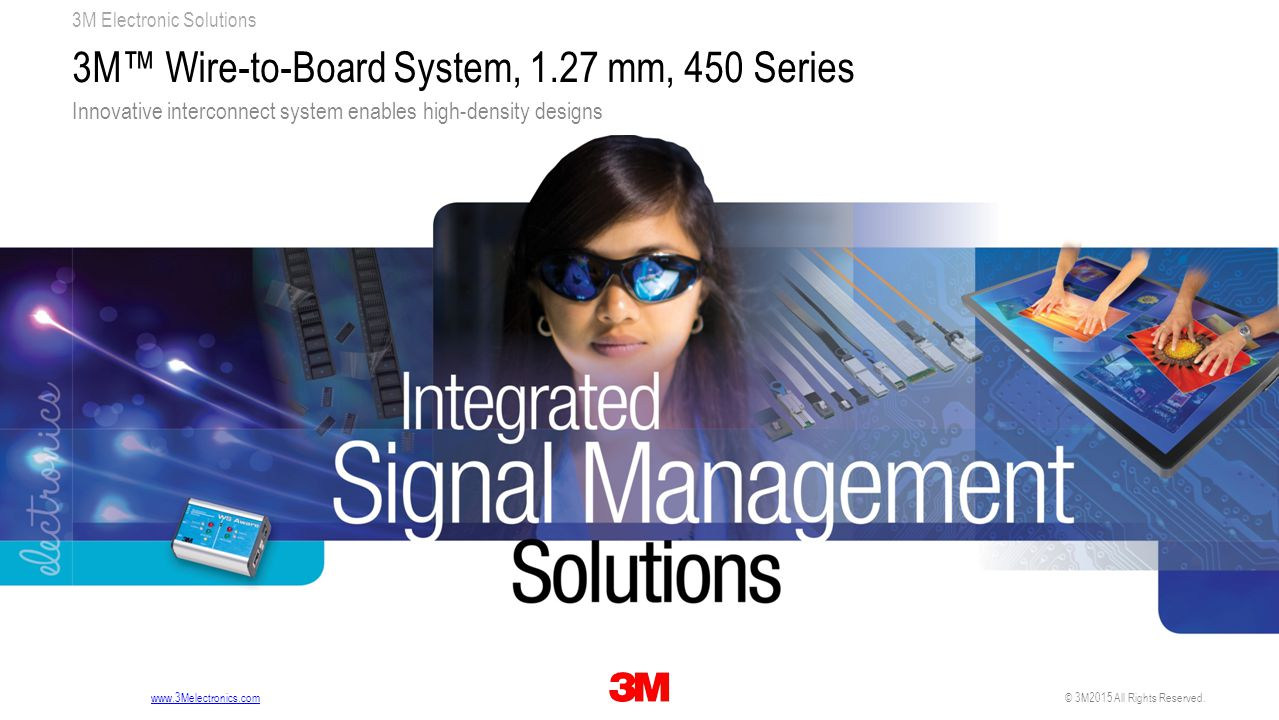 3M Electronic Solutions 1 29 April 2015.