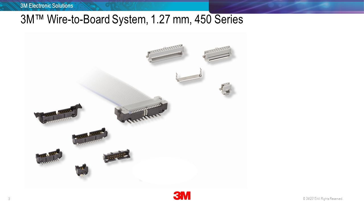 3M Electronic Solutions 3 29 April 2015.