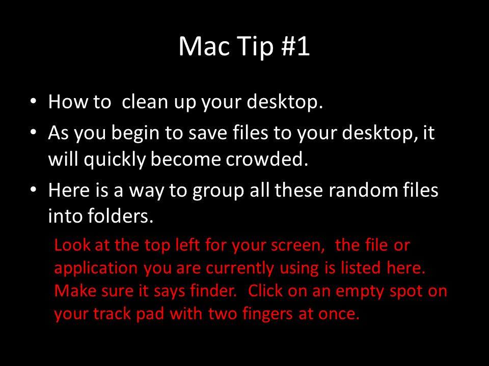 Mac Tip #21 Mac's can be picky when it comes to playing different formats of video, there is a free app that will automatically take care converting different formats to one you Mac can use.