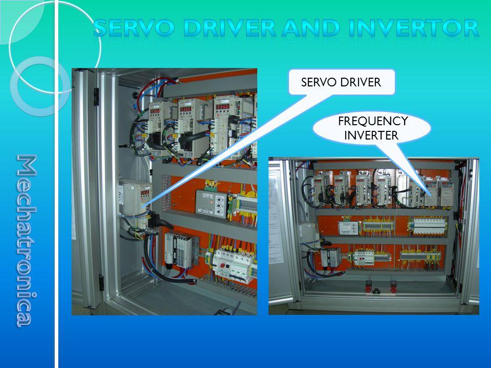 SERVO DRIVER FREQUENCY INVERTER