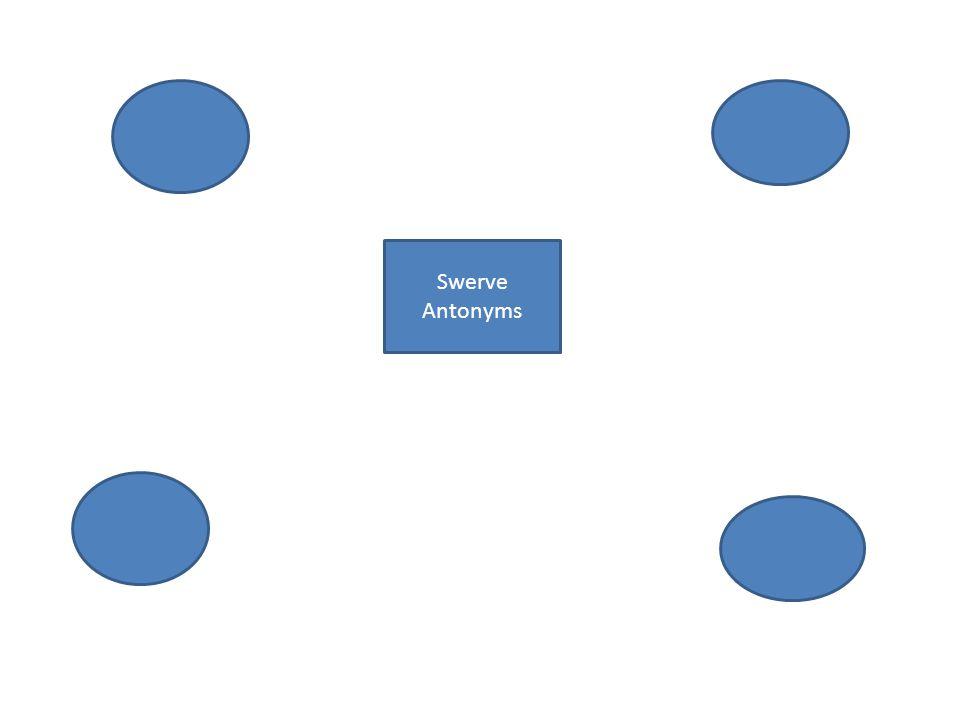 Swerve Antonyms