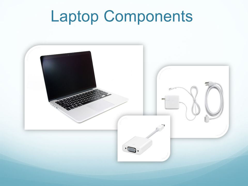 Laptop Components