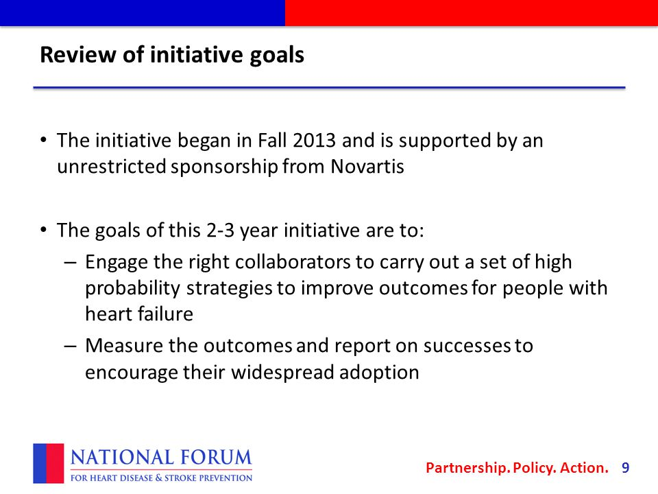 Partnership.Policy. Action.