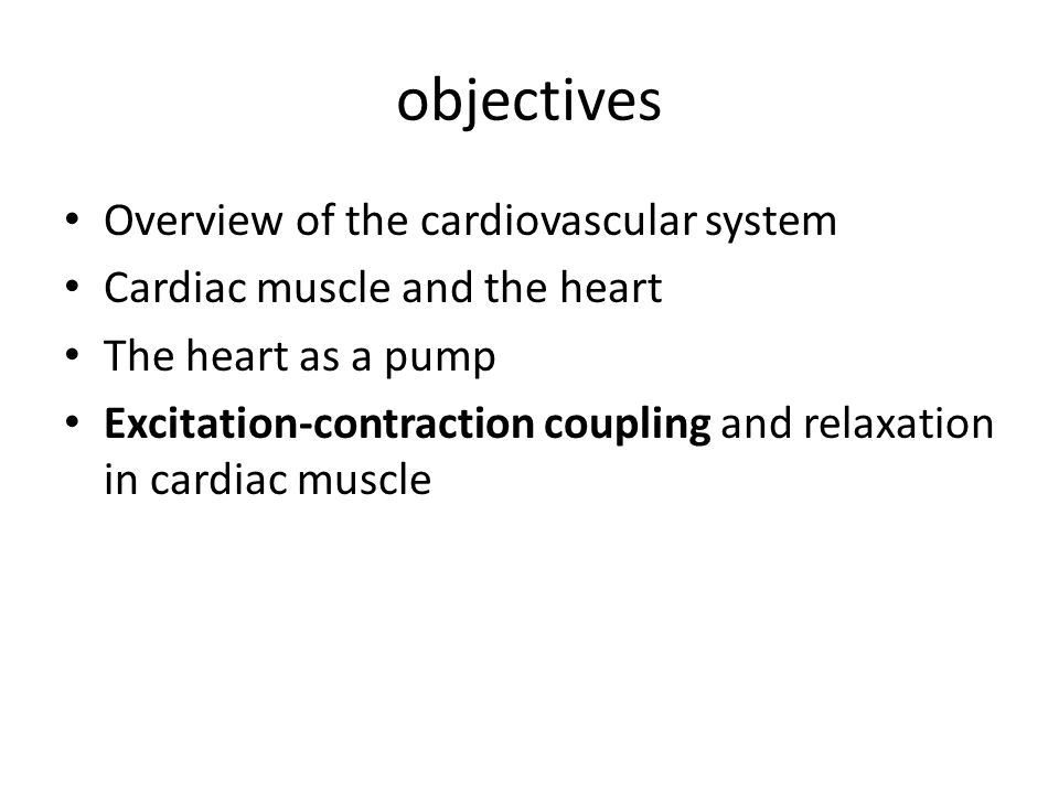Cardiac Muscle Myosin Relaxation Contraction ATP 3 Na + 2 K + ATP Sarcoplasmic reticulum (SR) ECF ICF Actin T-tubule Ca 2+ spark Ca 2+ signal Ca 2+ SR Ryanodine receptor-channel Ca 2+ stores Ca 2+ ions bind to troponin to initiate contraction.