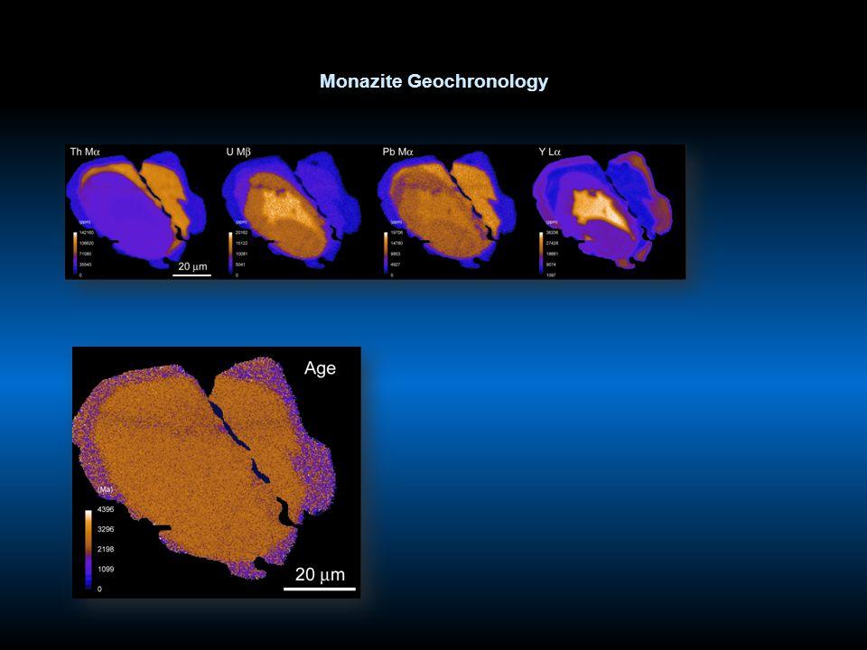 Monazite Geochronology