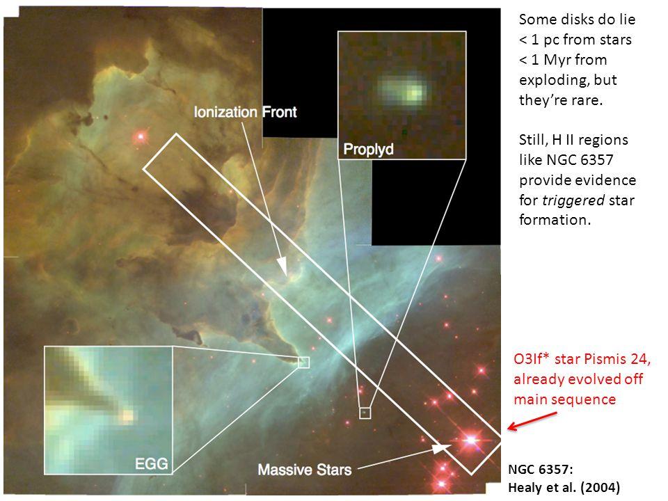 NGC 6357: Healy et al.