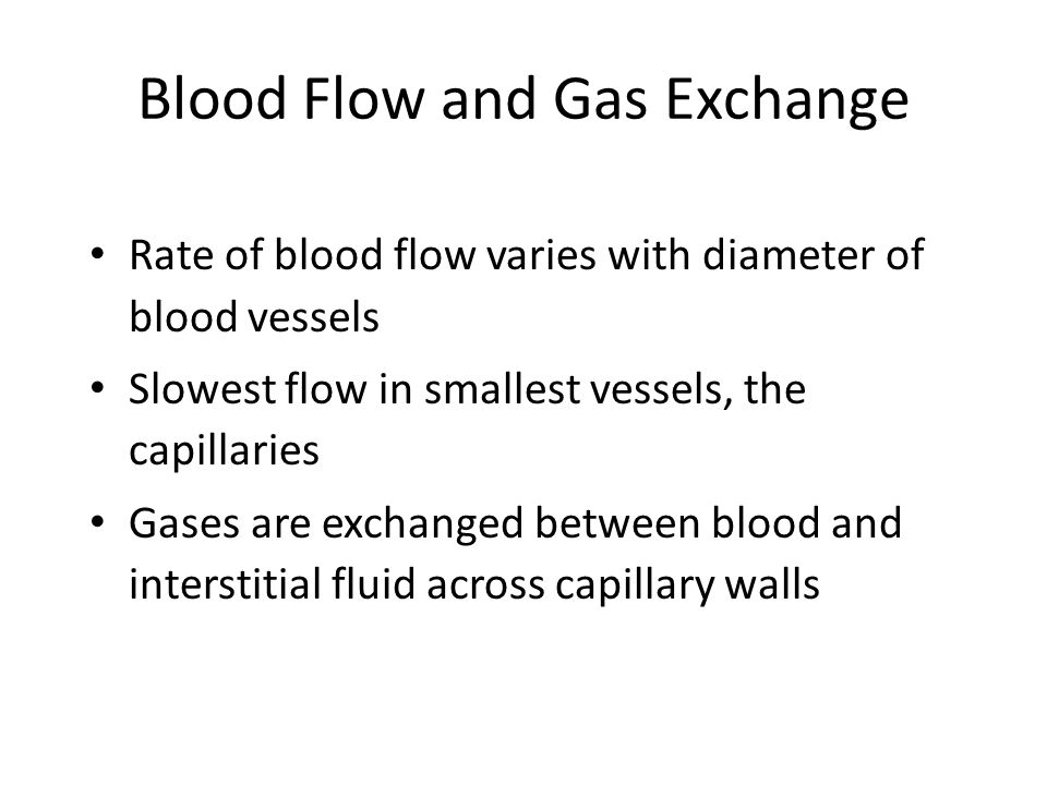 Vein Function Valves in veins prevent blood from flowing backward