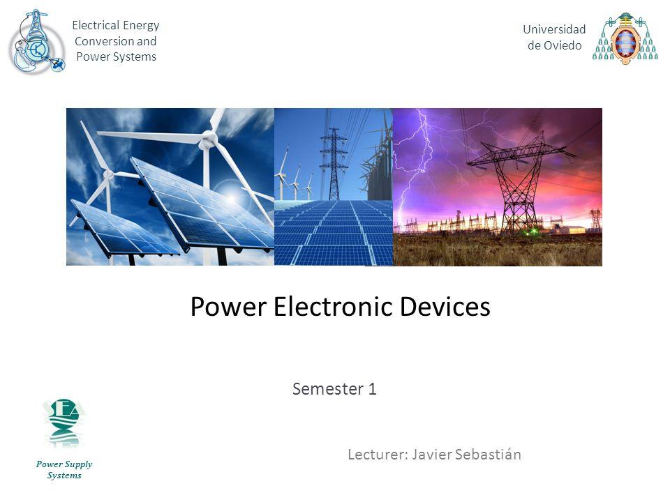 2 Research Group Power supply Systems (Sistemas Electrónicos de Alimentación) Javier Sebastián Dr.