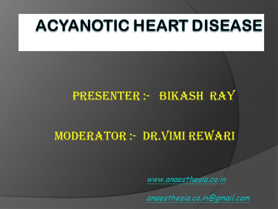 PRESENTER :- BIKASH RAY MODERATOR :- DR.VIMI REWARI www.anaesthesia.co.in anaesthesia.co.in@gmail.com