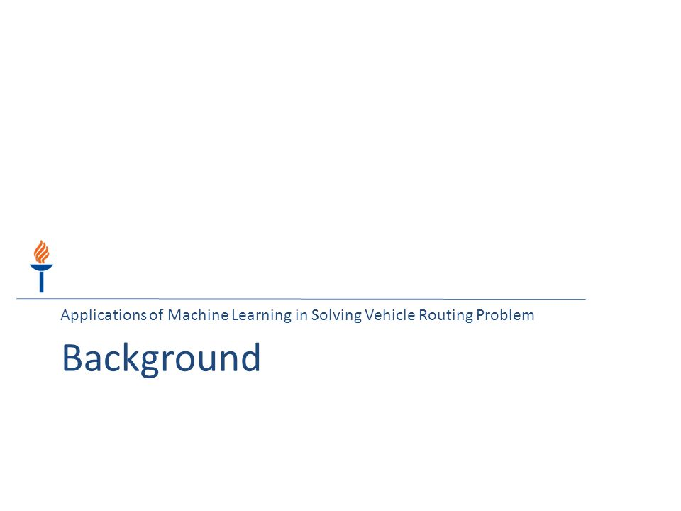 Phase 5: The Hyperheuristic Brings the previous research together by introducing an Machine Learning based Hyperheuristic for Vehicle Routing Problems.