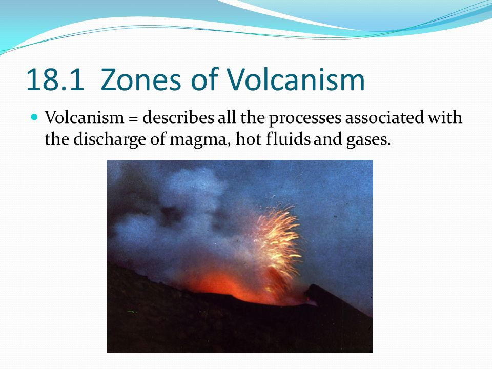 Volcanic Gases The more dissolved gases in the magma, the more explosive the magma is.