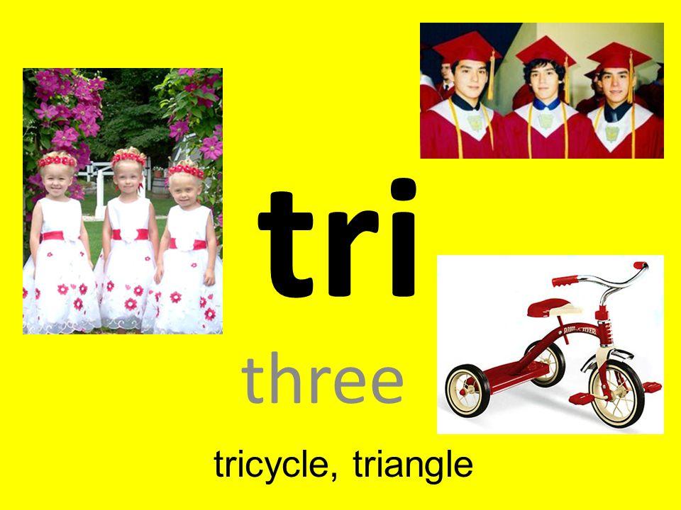tri three tricycle, triangle