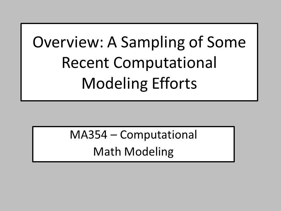 Hybrid Model Discrete, Cell-based Component Cells are modeled as discrete, individual entities in 2D space.