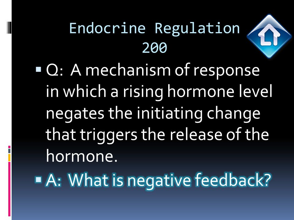 Endocrine Regulation 300