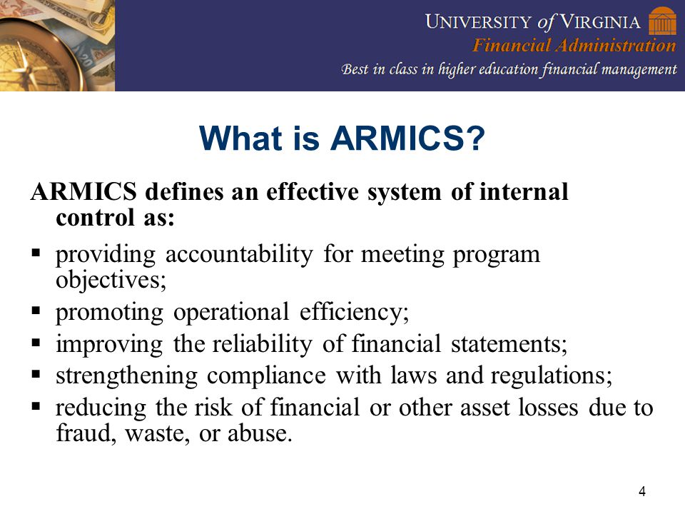15 How does ARMICS apply to you.