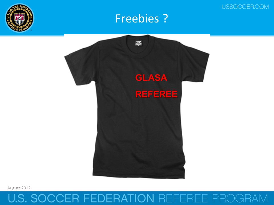 August 2012 41 Freebies GLASAREFEREE