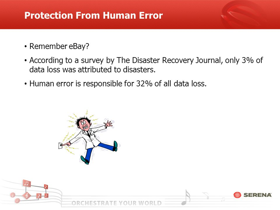 Protection From Human Error Remember eBay.