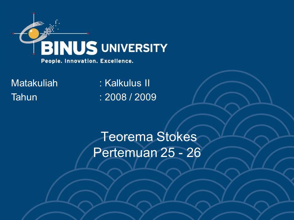 Bina Nusantara University 13 When z = 0, then x + y = 1 or y = 1 - x.