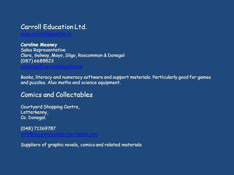 Carroll Education Ltd.