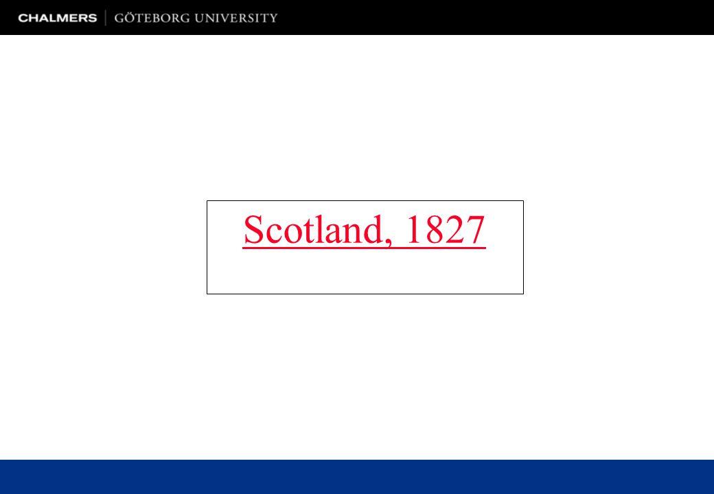 Scotland, 1827
