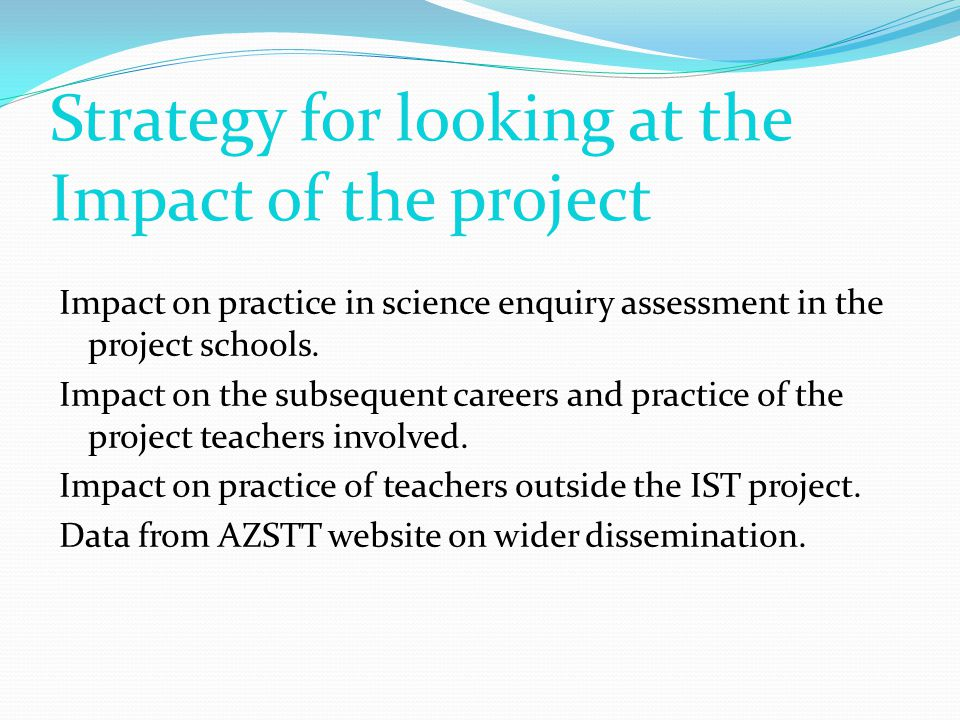Objectives One: Tracing and interviewing of teachers, past and current.
