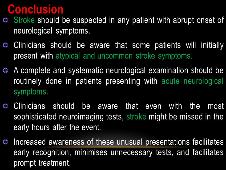  The clinicians must understand the limitations of brain imaging, despite the advances in CT and MRI.