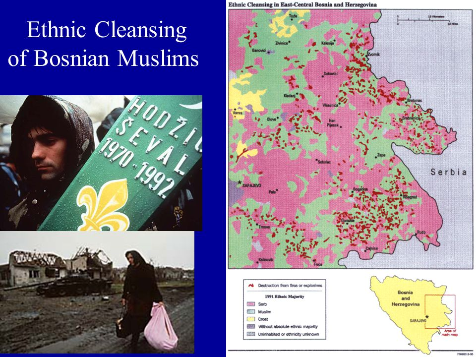 Ethnic Cleansing of Bosnian Muslims
