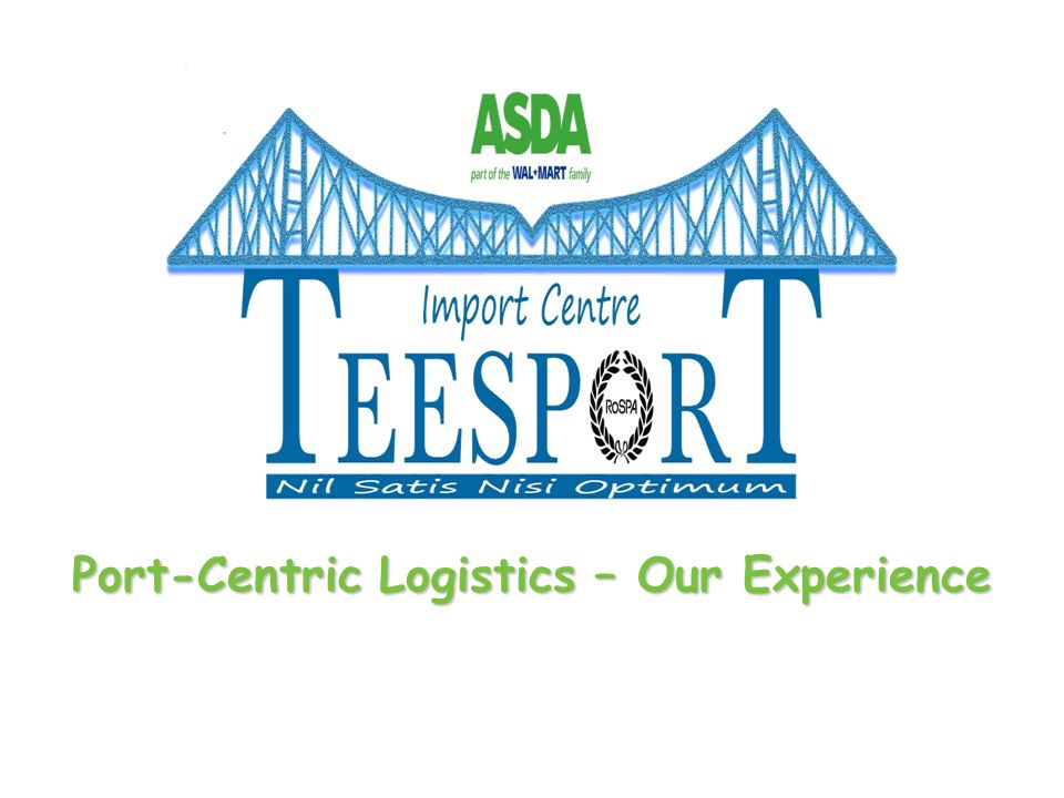 Port-Centric Logistics – Our Experience
