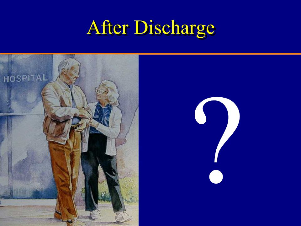 After Discharge