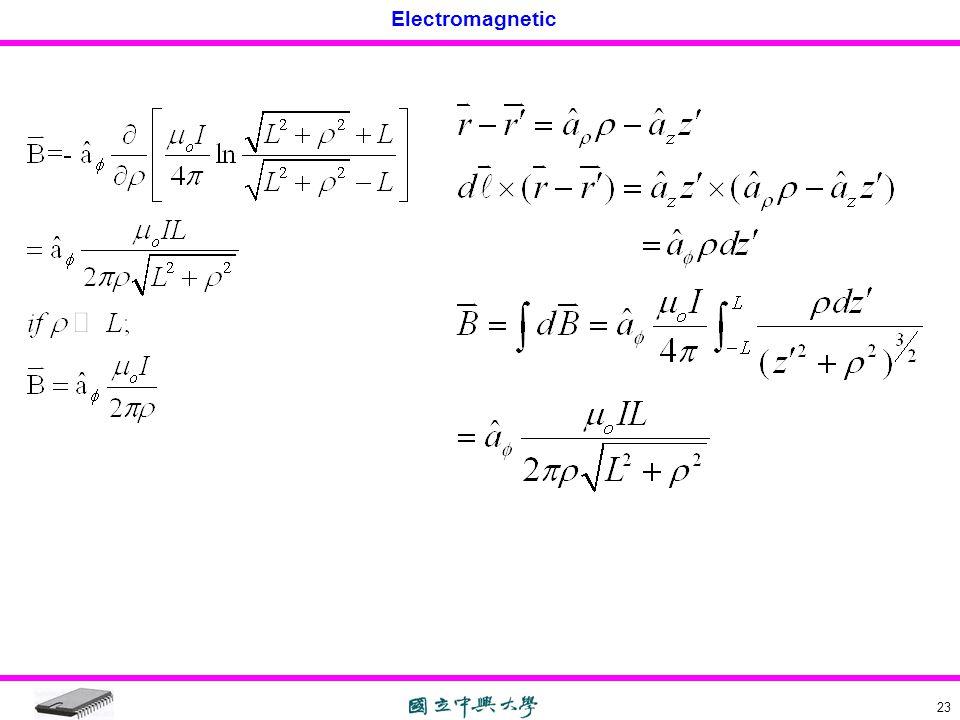 Electromagnetic 23