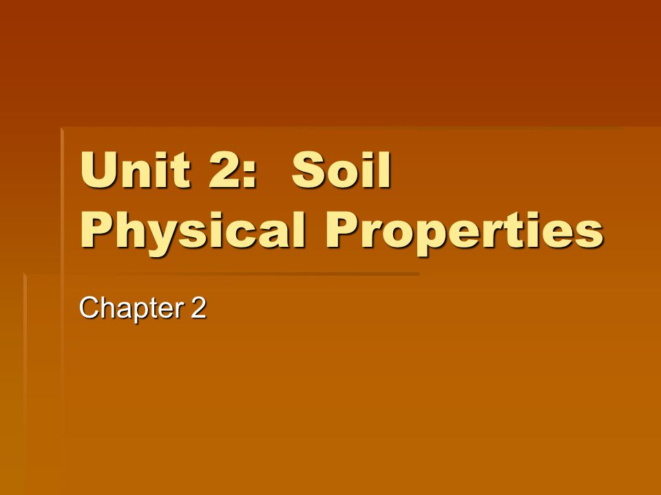 Soil Air Free oxygen must be available  Required for root growth (respiration) and by soil microbes for organic matter decomposition  Well-aerated soil is best, w/ rapid, continuous gaseous exchange  Factors affecting gas exchange rates  Pore sizes  Pore continuity  Temperature