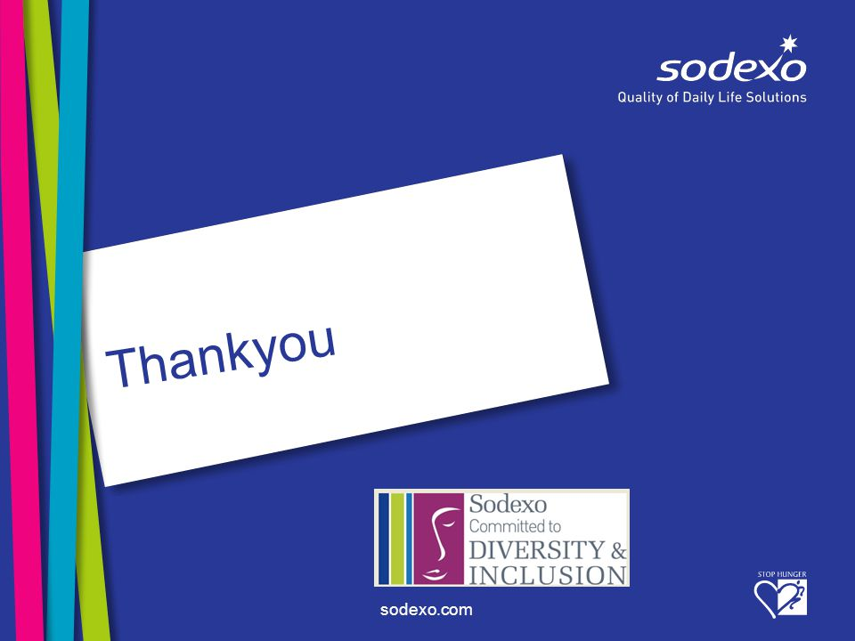 sodexo.com Thankyou