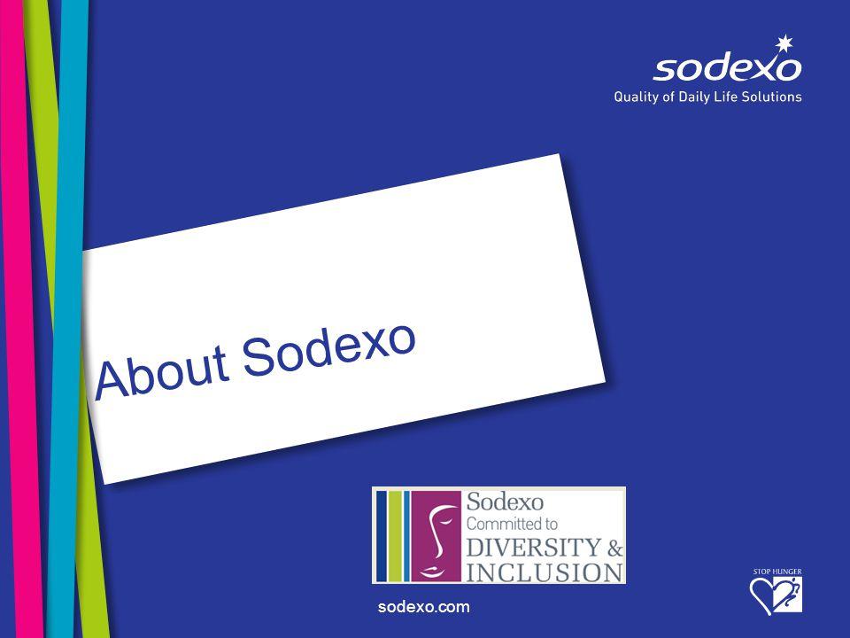 sodexo.com About Sodexo