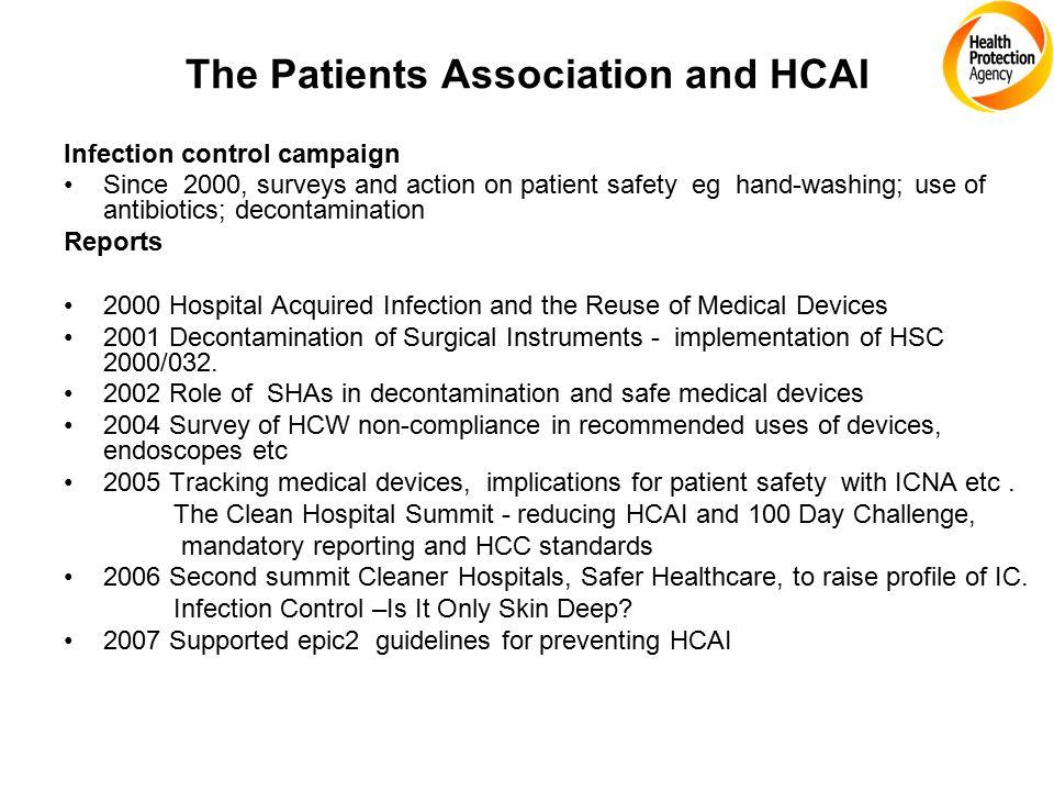 The Patients Association s Ten Top Tips to using your Patient Power.