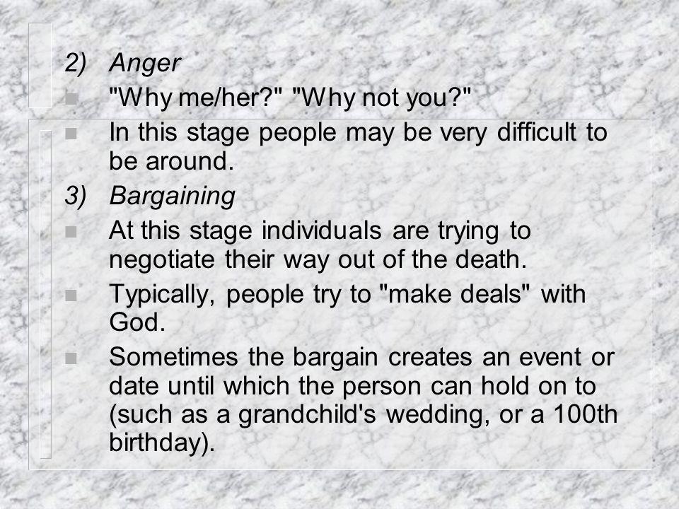 2)Anger n