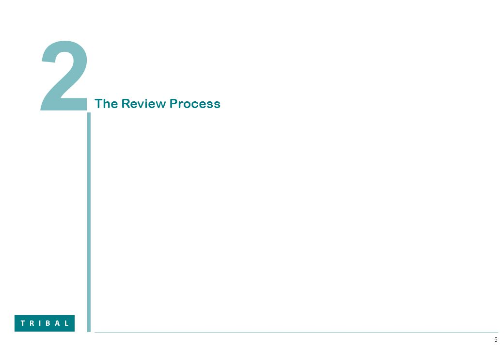 5 2 The Review Process