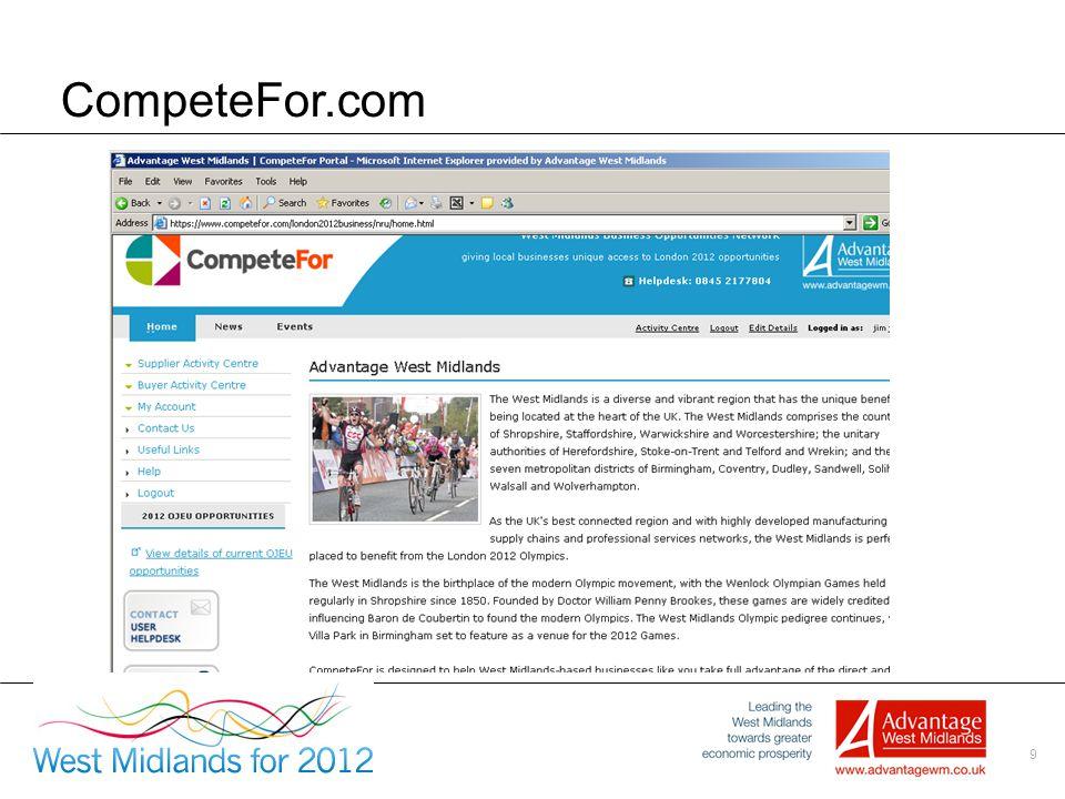9 CompeteFor.com