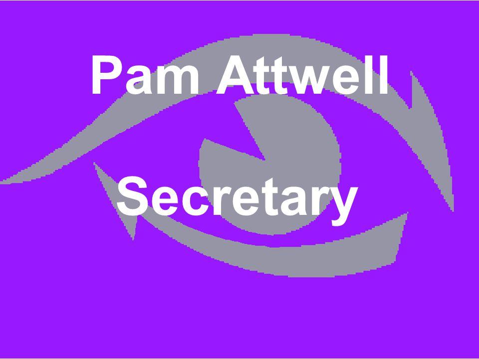 Pam Attwell Secretary