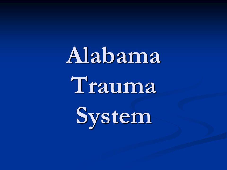 Alabama Trauma System